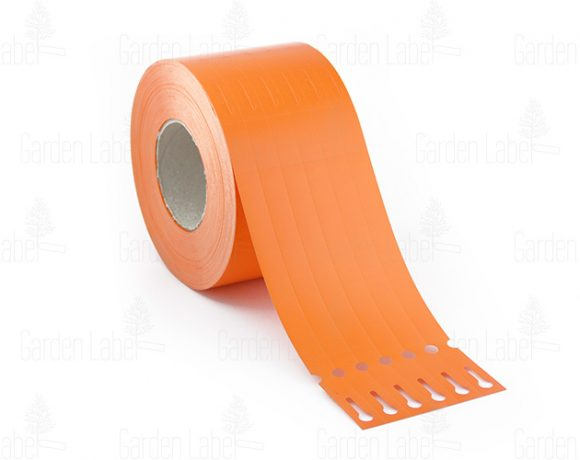 Allfolin loop label – 250x17x10-15, orange