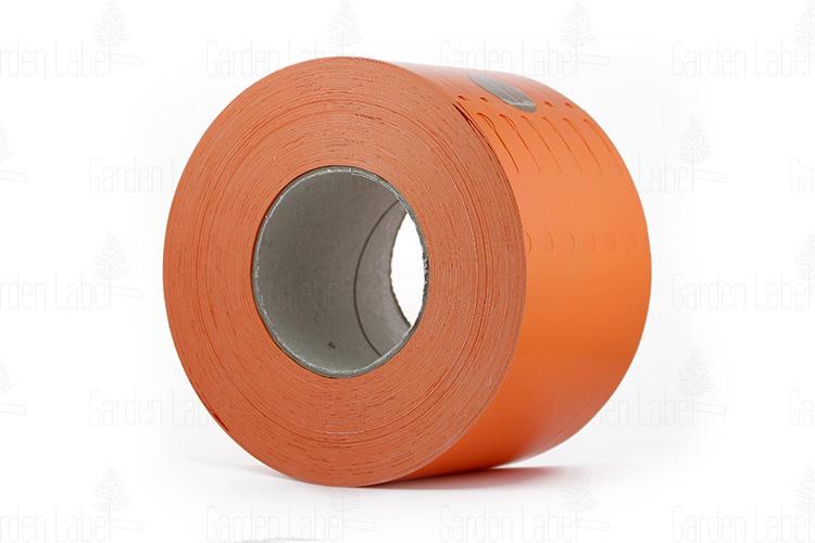 etykieta pętelkowa Allfolin 250×17 pomarańczowa -(2)