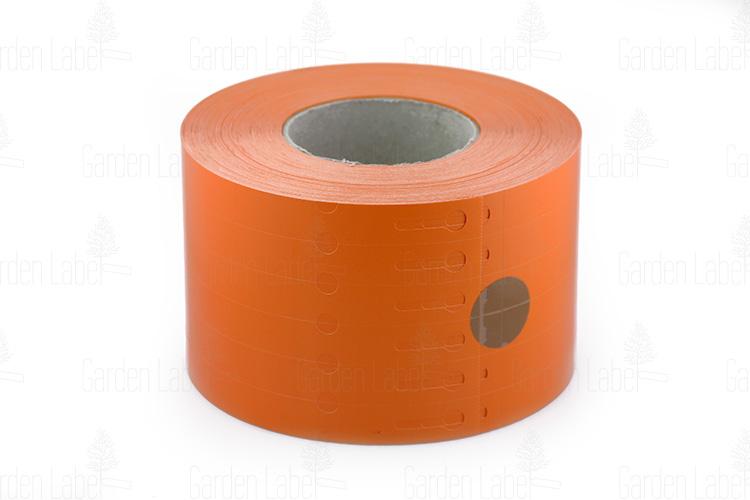 etykieta pętelkowa Allfolin 250×17 pomarańczowa -(3)