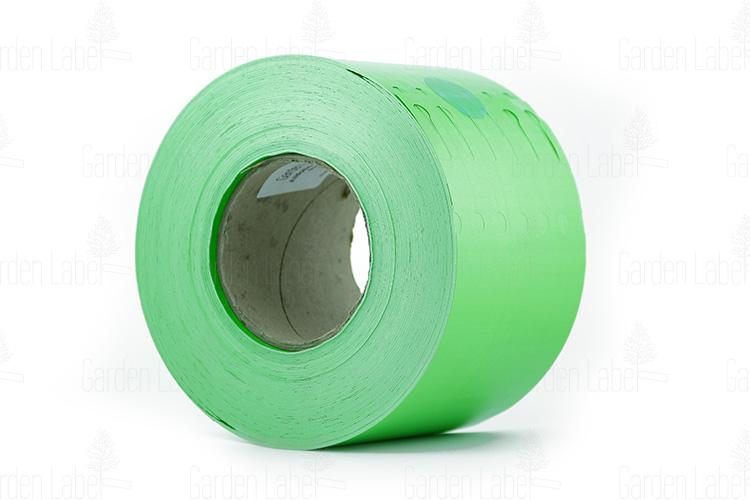etykieta pętelkowa Allfolin 250×17 zielona -(2)