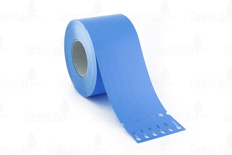 Allfolin loop label – 250x17x10-15, blue