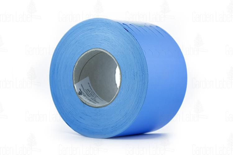 etykieta pętelkowa Allfolin 250×17 niebieska -(2)