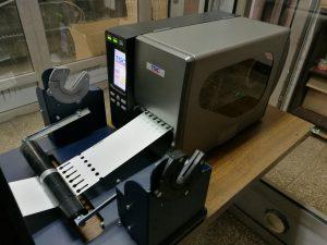 Oferujemy usługę drukowania etykiet