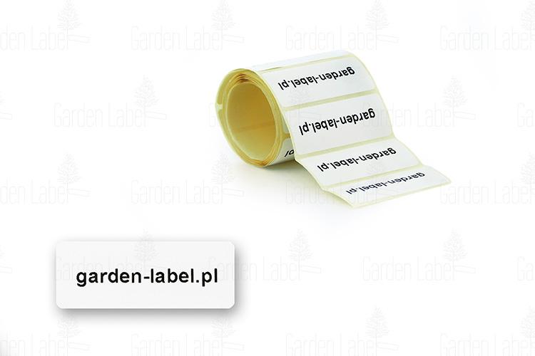 etykieta foliowa PP
