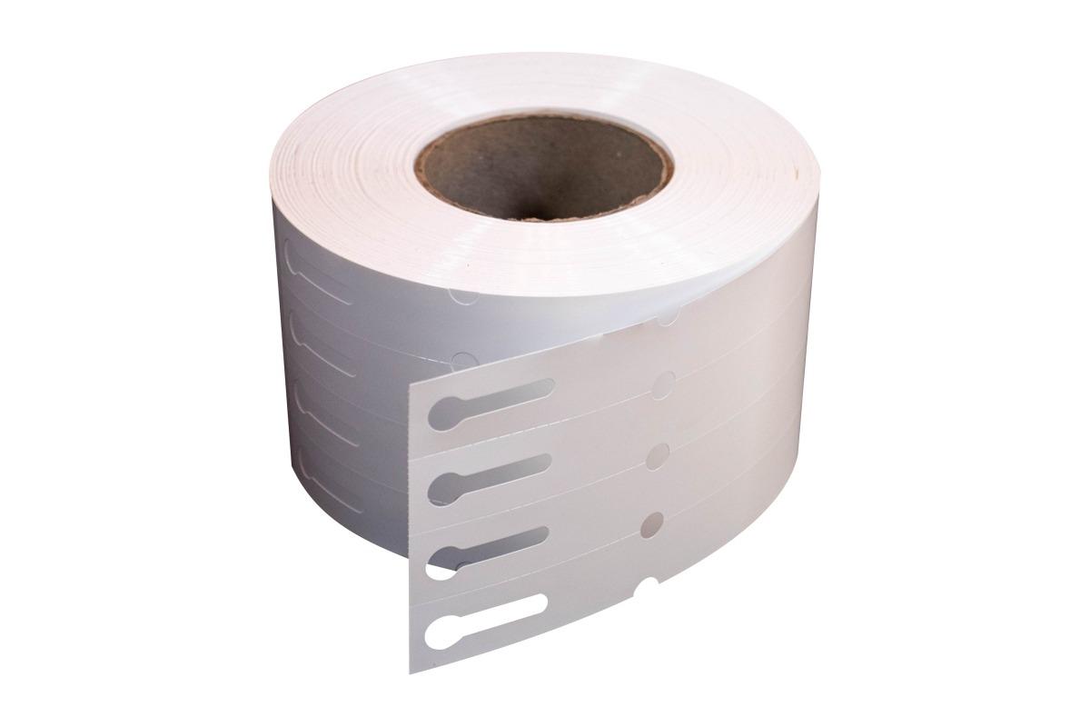 Rolka etykiety petelkowe do drukarki termotransferowej
