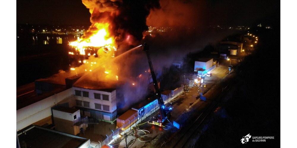 pożar serwerowni 2